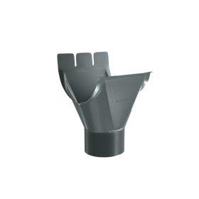 Nuolaja BILKA  Skersmuo 125/90 mm, grafito spalvos, RAL7011