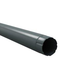 Lietvamzdis BILKA 3 m Skersmuo 90 mm, grafito spalvos, RAL7011