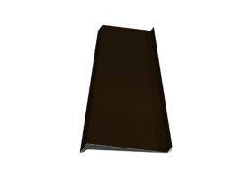 Palangė   Matmenys 200 x 2000 mm, rudos spalvos, RR32/RAL8019 UŽS