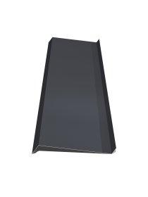 Palangė   Matmenys 200 x 2000 mm, grafito spalvos, RAL7015/7024, UŽS
