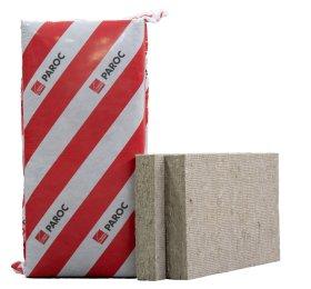 Akmens vata PAROC Ultra Matmenys 100 x 610 x 1220 mm, 1 pak. - 5,95 m2, universalios plokštės, 8577593, PG