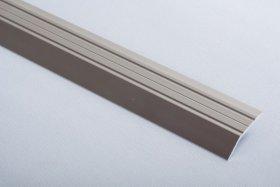 Aliumininė grindų juostelė H 01 D4