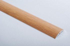 Aliumininė grindų juostelė  H 64 D7 3 x 180 cm, t.ąžuolo spalvos, kilmės šalis ES