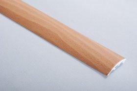 Plastikinė grindų juostelė   PV6-H09 3 x 180 cm, buko spalvos, kilmės šalis ES