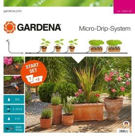 Rinkinys augalų vazonams GARDENA MDS