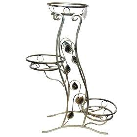 Metalinis stovas gėlėms 40-0799
