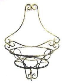 Pakabinamas metalinis stovas gėlėms 40-0105