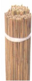 Bambukinė lazdelė   ilgis 210 cm, skersmuo 16/18 mm, N