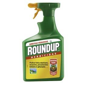Herbicidas ROUNDAP EXPRESS 1 l.