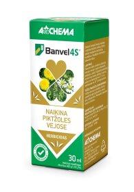 Herbicidas  BANVELAS 30 ml.