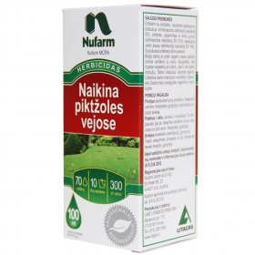 Herbicidas MCPA NUFARM