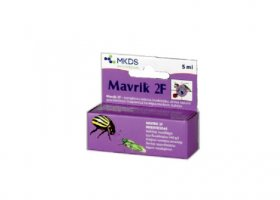 Insekticidas  MAVRIK 5 ml.
