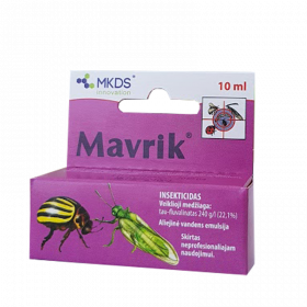 Insekticidas  MAVRIK 10 ml.