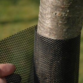 Apsauga medeliams FLEXGUARD  aukštis 110 cm, skersmuo 11 cm, juodos sp, 6 vnt pakuotėje