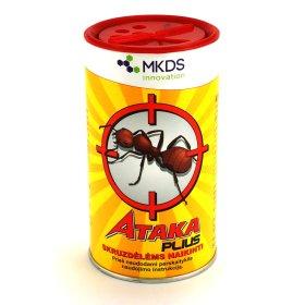 Granulės skruzdėms, tarakonams, blakėms naikinti ATAKA BLUE