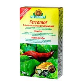Priemonė nuo šliužų ir sraigių FERRAMOL Limacide 500 ml.