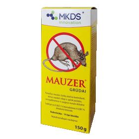 Nuodai graužikų naikinimui Mumia