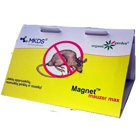 Magnet mauzer_MAX_pelėms ir žiurkėms 500 ml