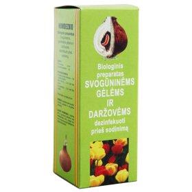 Biologinis preparatas svogūninių gėlių dezinfekcijai HUMDEZBIO