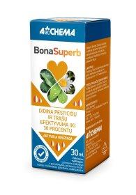 Produktas mažindamas pavirššiaus įtempimą BONA SUPERB