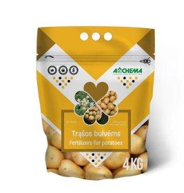 Trąšos bulvėms AGROCHEMA