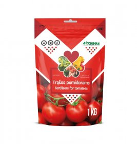 Trąšos pomidorams ir paprikai   (03-08 mėn), 1 kg.