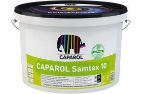 Vandeniniai vidaus dažai CAPAROL SAMTEX 10, B1, 2,5 l, šilko matiniai, 1 klasė šlapiam trynimui