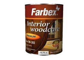 Lakas vidaus darbams FARBEX PF-283, 0,75 l