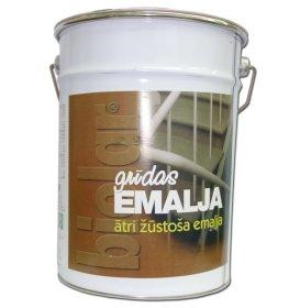 Grindų dažai BIOLAR, 4,5 l, rudos sp., greitai džiūstantys