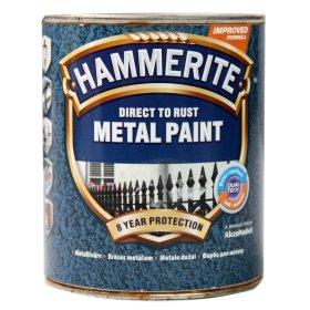 Antikoroziniai dažai HAMMERITE HAMMERED FINISH