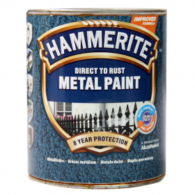 Antikoroziniai dažai HAMMERITE FINISH