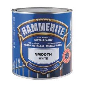 Antikoroziniai dažai HAMMERITE SMOOTH FINISH