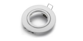 Montuojamasis šviestuvas ORRO IM1089, GU5.3 (MR16), 12 V, 50 W, IP20, apvalus, A171030085
