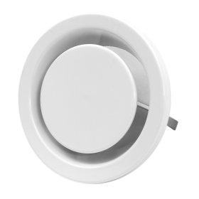 Difuzorius EUROPLAST, metalinis, ištraukimo, d125 mm, DMK125