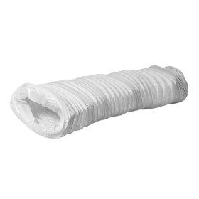 Ortakis EUROPLAST PVC Flex, vielos pagrindu, d110 mm x 55 mm x 6 m, FV15-6