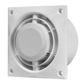 Ventiliatorius EUROPLAST A6, buitinis, d100 mm, L100