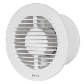 Ventiliatorius EUROPLAST E-EXTRA, buitinis, d125 mm su rutuliniu guoliu, EA125