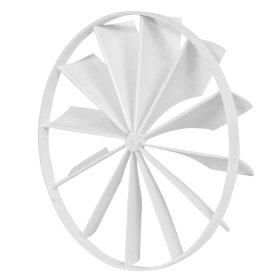 Ventilatoriaus vožtuvas EUROPLAST, d100 mm, EEV100