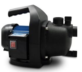 Vandens siurblys EKKO PUMPS JET60P1, įsiurbimo gylis 7m, max slėgis 3,2bar, našumas 45l/min, galia 600W