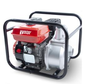 Benzininis vandens siurblys MASTER PUMP MPG33HP7, įsiurbimo aukštis 7m, našumas 550l/min, keturtaktis variklis 7AG/212cc
