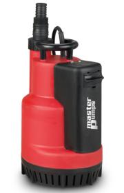 Panardinamas vandens siurblys MASTER PUMP MPC750COMPACT, įsiurbimo gylis 7m, našumas 175l/min, galia 750W