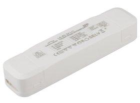 LED transformatorius EAGLERISE, galia 60 W, įėjimas AC 220-240 V, išėjimas DC 24 V 0-2,5A, IP20, 5 m garantija, 187x45x30,5 mm, LS-60-24 LI1