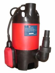 Panardinamas vandens siurblys MASTER PUMP MPS750-2S, du išėjimai, panardinimo gylis 7m, našumas 210l/min, galia 750W