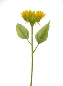 """Dirbtinė gėlė saulėgrąža """"Novelly Home"""", geltonos sp. 72 cm,  GFD952B"""