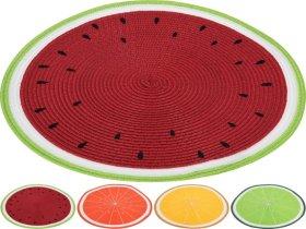 Stalo padėkliukas, vaisių dizainas,  38 cm.