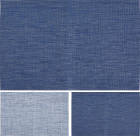 Stalo padėkliukas, 45 x 30 cm., mėlynos sp.