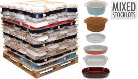 Maisto ruošimo indas, 30-45 cm., tinka naudoti orkaitėje ir mikrobangų krosnelėje, įvairaus dizaino