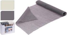 Neslystančios dangos kilimėlis stalčiams , 30 x 150 cm., 2 skirtingos sp.