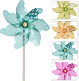 Vėjo malūnėlis, 22 x 55 cm., įvairių spalvų