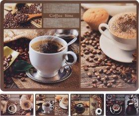 Stalo padėkliukas COFFEE, 43,5 x 28,5 cm., 4 skirtingi dizainai